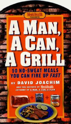 Image for MAN, A CAN, A GRILL