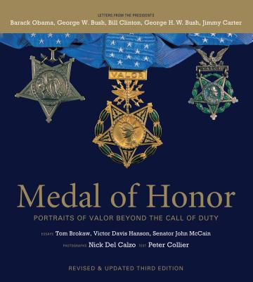 Image for Medal of Honor, Revised & Updated Third Edition: Portraits of Valor Beyond the Call of Duty
