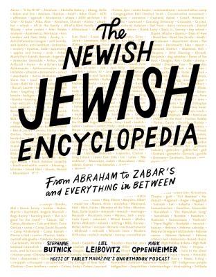Image for The Newish Jewish Encyclopedia: From Abraham to Zabar's and Everything in Between