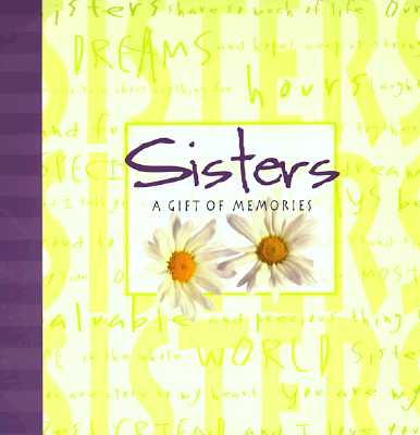 Image for Sisters Record Memory Book; A Gift Of Memories