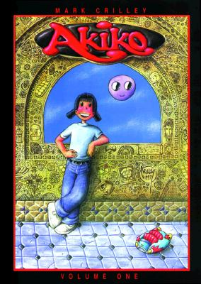 Image for Akiko, Vol. One (The Menace of Alia Rellapor, Book One) (All-Ages Comic Book, 1st 7 Issues)