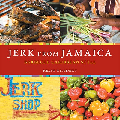 Image for JERK FROM JAMAICA : BARBEQUE  SIDES  AND