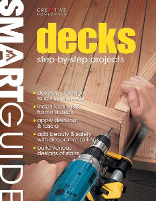 Image for Smart Guide�: Decks: Step-by-Step Projects