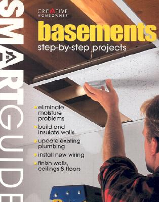 Image for BASEMENTS: STEP-BY-STEP PROJECTS