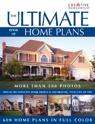 Image for The Ultimate Book of Home Plans