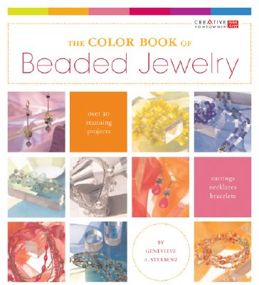Image for Color Book of Beaded Jewelry (Creative Home Arts Library)