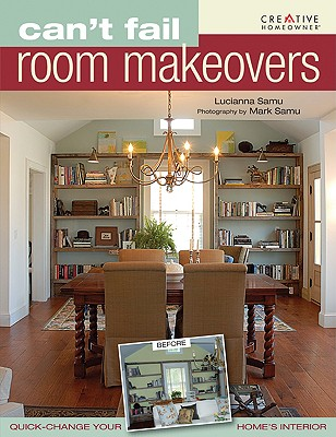 Image for Can't Fail Room Makeovers