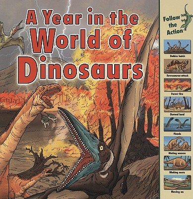 Image for Year in the World of Dinosaurs (Time Goes By)