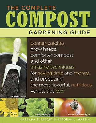 COMPLETE COMPOST GARDENING GUIDE, PLEASANT, BARBARA