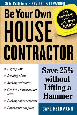 Image for BE YOUR OWN HOUSE CONTRACTOR