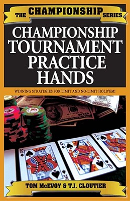 Image for Championship Hold'em Tournament Hands