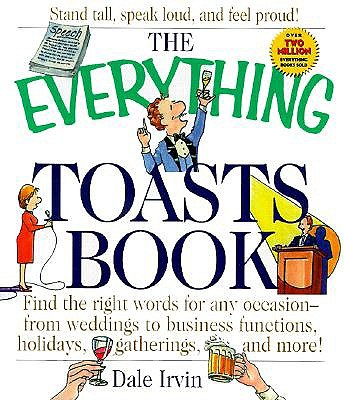 Image for EVERYTHING TOASTS BOOK