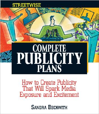 Image for Streetwise Complete Publicity Plans (Adams Streetwise Series)