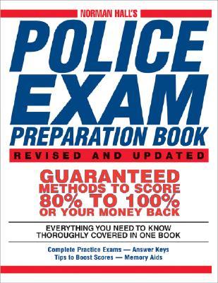 Norman Hall's Police Exam Preparation Handbook, Hall, Norman