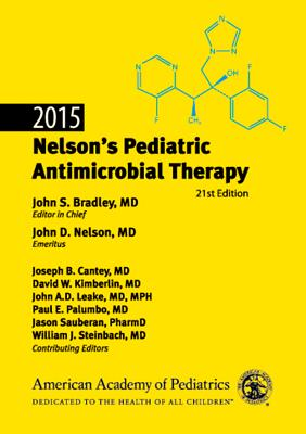 Image for 2015 Nelson's Pediatric Antimicrobial Therapy, 21st Edition