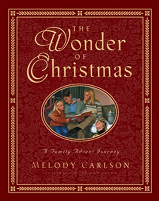 Image for The Wonder of Christmas: A Family Advent Journey