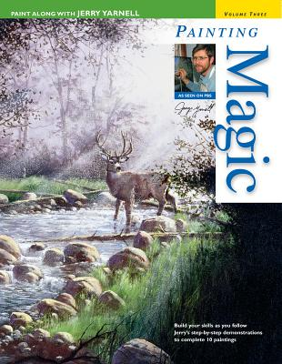 Image for Paint Along with Jerry Yarnell Volume Three - Painting Magic
