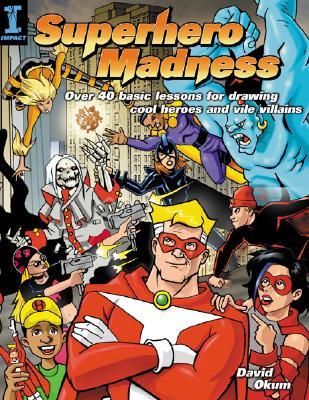 Image for Superhero Madness
