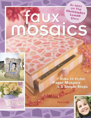 Image for FAUX MOSAICS : MAKE 20 STYLISH PAPER MOS