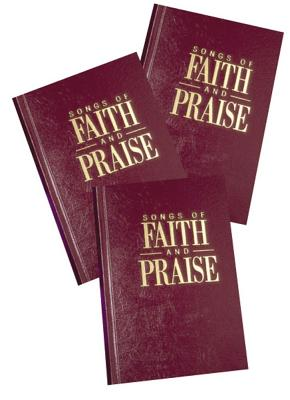 Songs of Faith and Praise, Conventional Note Edition (Maroon Cover), Howard, Alton