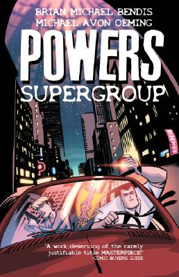 Image for Powers Vol. 4: Supergroup