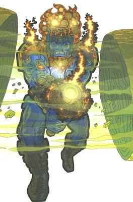 Godland Celestial Edition (v. 1), Joe Casey, Tom Scioli