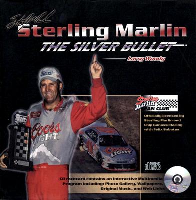 Image for Sterling Marlin: The Silver Bullet [Audio CD included]