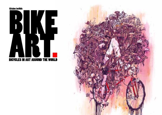 Image for Bike Art: Bicycles in Art Around the World