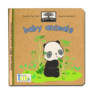 Image for Green Start: Baby Animals