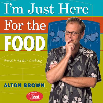 Image for I'M JUST HERE FOR THE FOOD