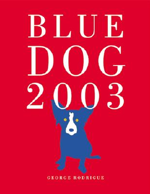 Image for Blue Dog 2003 Engagement Calendar