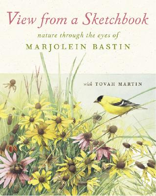 Image for VIEW FROM A SKETCHBOOK: NATURE THROUGH THE EYES OF MARJOLEIN BASTIN