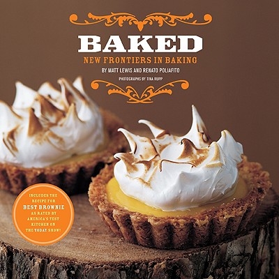 Image for Baked: New Frontiers in Baking