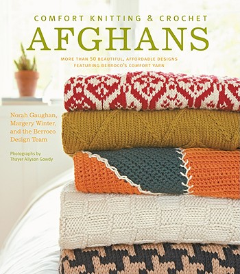 Image for Comfort Knitting & Crochet Afghans