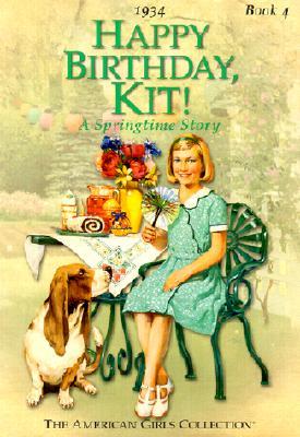 Happy Birthday Kit: A Springtime Story, 1934, Tripp, Valerie