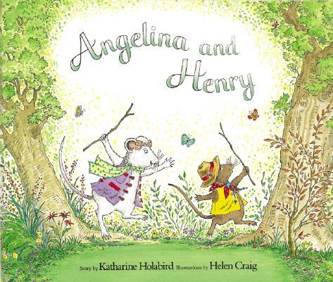 Image for Angelina and Henry (Angelina Ballerina)