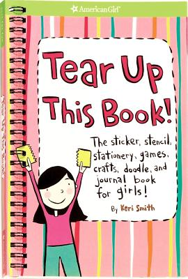 Image for TEAR UP THIS BOOK!