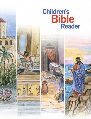 Image for Children's Bible Reader: Greek Orthodox Children's Illustrated Bible Reader - English Version