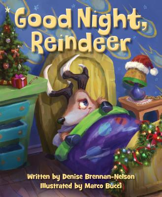 Image for GOOD NIGHT, REINDEER