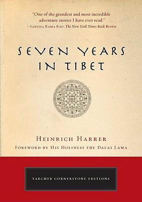 Seven Years in Tibet, Heinrich Harrer