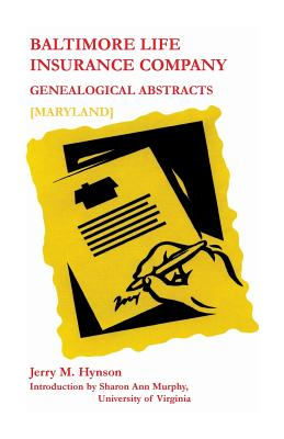 Image for Baltimore Life Insurance Company Genealogical Abstracts