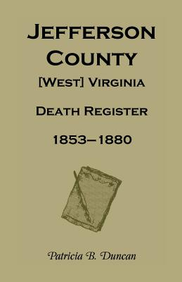 Image for Jefferson County, [West] Virginia, Death Records, 1853-1880