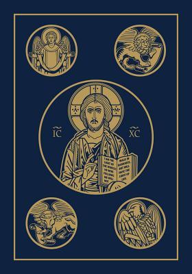 Ignatius Bible (RSV), 2nd Edition Large Print - Leather, Ignatius Press