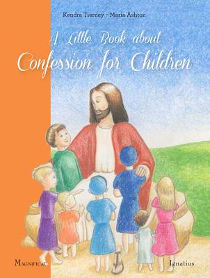 Image for A Little Book about Confession for Children