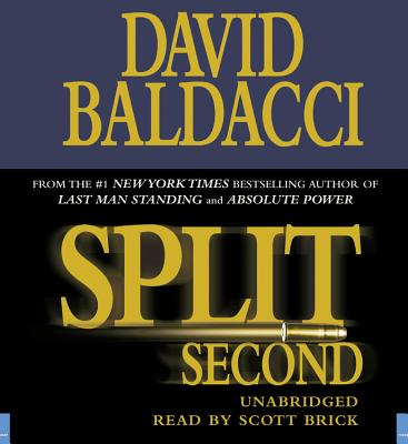 Image for Split Second (King & Maxwell)