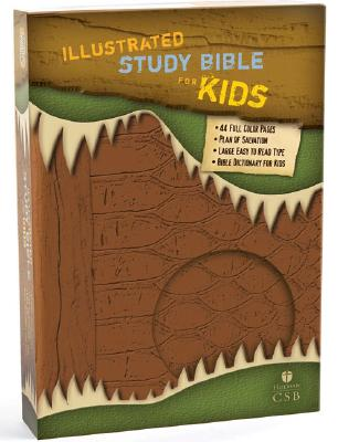 HCSB Illustrated Study Bible for Kids, Holman Bible Editorial Staff