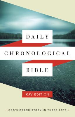 Image for Daily Chronological Bible: KJV Edition, Trade Paper