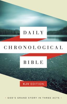 Image for Daily Chronological Bible: KJV Edition, Hardcover