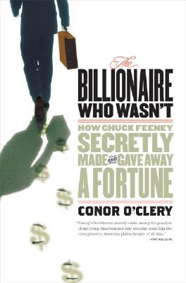 BILLIONAIRE WHO WASN'T, CONOR O'CLERY