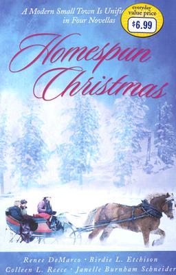 Image for HOMESPUN CHRISTMAS